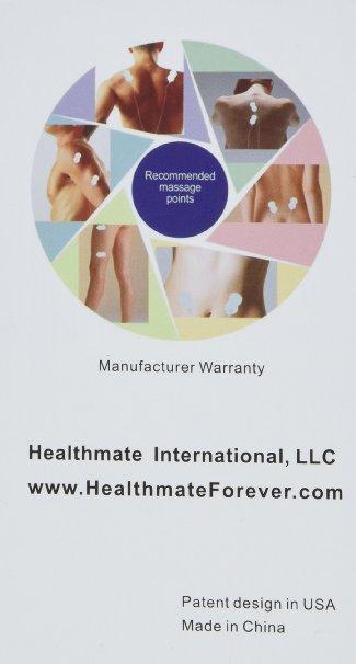 HealthmateForever TENS unit Pro 8AB