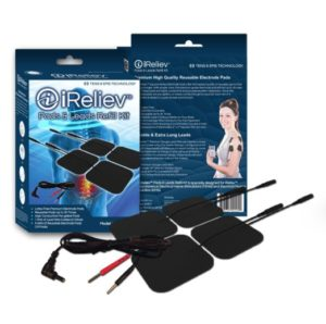 iReliev Tens Massager bundle