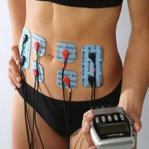 Compex Edge Electronic muscle stimulator