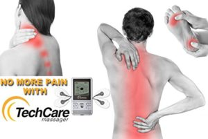 TENS machine for back pain