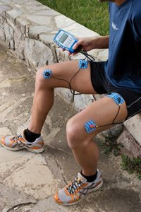Compex Performance Electronic Muscle Stimulator Machine EMS
