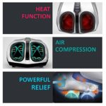 Electric foot massager guide